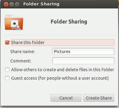 So installieren und konfigurieren Sie Samba unter Ubuntu für die Dateifreigabe - 5