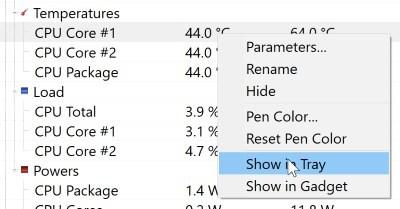 So überprüfen Sie die CPU-Temperatur Ihres Laptops in Windows 10 - 4