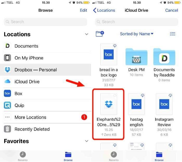 So laden Sie Torrents auf Ihr iOS-Gerät herunter, ohne den Käfig zu beschädigen - 6