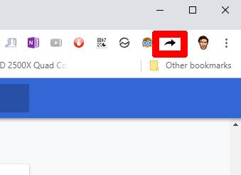 So leiten Sie mehrere E-Mails gleichzeitig in Google Mail mit Chrome - 3 weiter