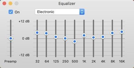 3 Möglichkeiten, einen Equalizer unter macOS anzuwenden, um Ihre Musik zu verbessern - 5