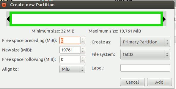 So erhöhen Sie die Größe der virtuellen Festplatte in Virtualbox - 8