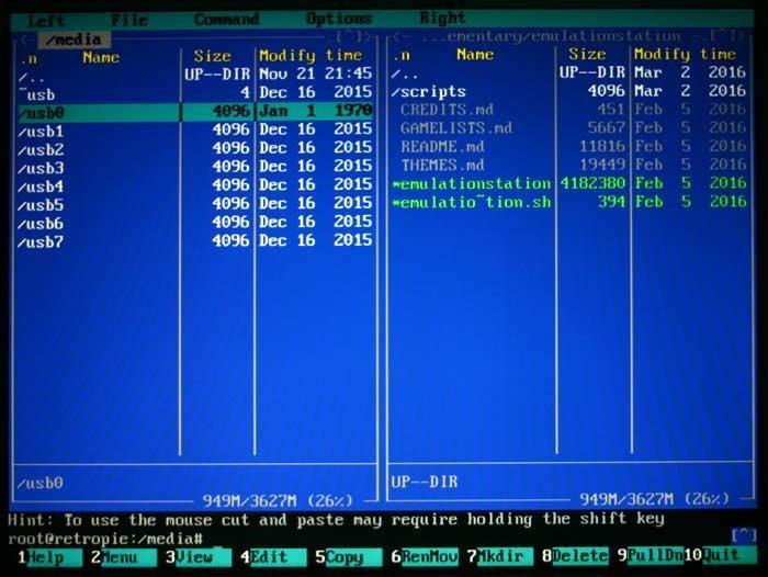 So richten Sie Retropie auf Raspberry Pi ein und spielen reibungslos - 4