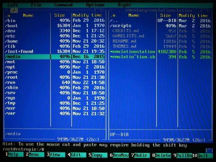 So richten Sie Retropie auf Raspberry Pi ein und spielen reibungslos - 3