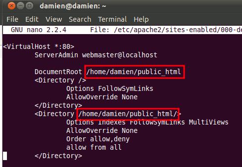 So installieren und konfigurieren Sie Apache unter Ubuntu - 2