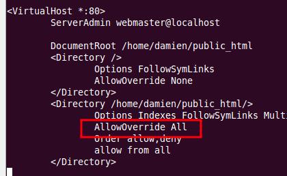 So installieren und konfigurieren Sie Apache unter Ubuntu - 4