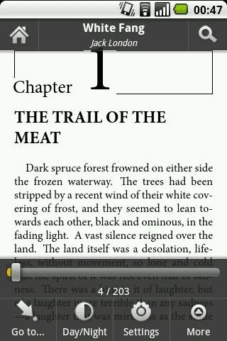 Lesen Sie eBooks auf Android mit Aldiko Book Reader - 8