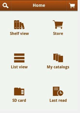 Lesen Sie eBooks auf Android mit Aldiko Book Reader - 2