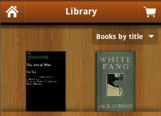 Lesen Sie eBooks auf Android mit Aldiko Book Reader - 4