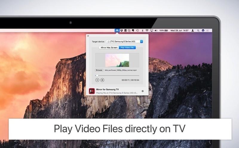 So streamen Sie Ihren Mac drahtlos auf TV - 4