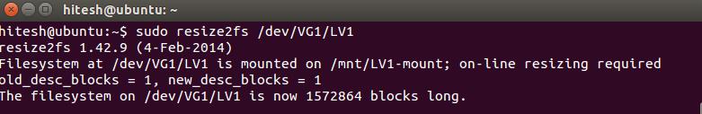 Was ist LVM und wie konfiguriert man es in Ubuntu - 8?