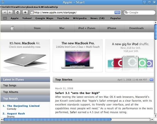 So installieren Sie Safari, Internet Explorer, Opera unter Ubuntu - 3