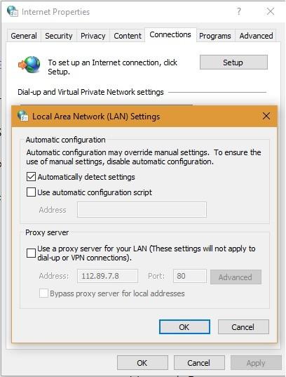 So beheben Sie den Fehler bei der Verbindung zur Firefox-Proxyserververbindung - 3