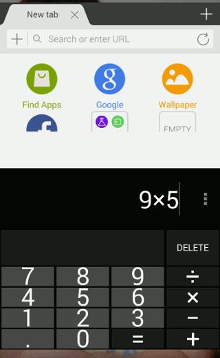 XMultiWindow: Öffnen Sie mehrere Android-Apps in geteilten Ansichten - 7