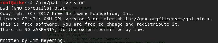Ein Leitfaden für Anfänger zur Verwendung des Befehls pwd unter Linux - 8
