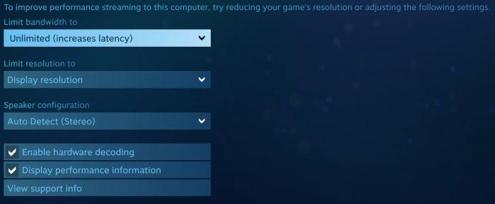 So konfigurieren Sie Steam Link für die beste Leistung - 5