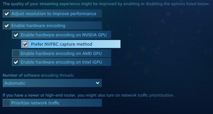 So konfigurieren Sie Steam Link für die beste Leistung - 4
