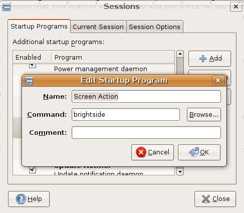 Añadir un escritorio dinámico hat Ubuntu gekannt
