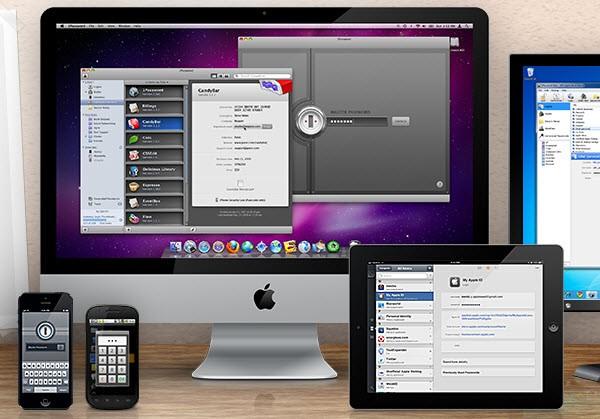 1La contraseña funciona igual de bien, si no mejor que, iCloud Keychain.