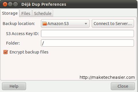Deja Dup macht das Sichern zu einer einfachen Aufgabe[Linux]