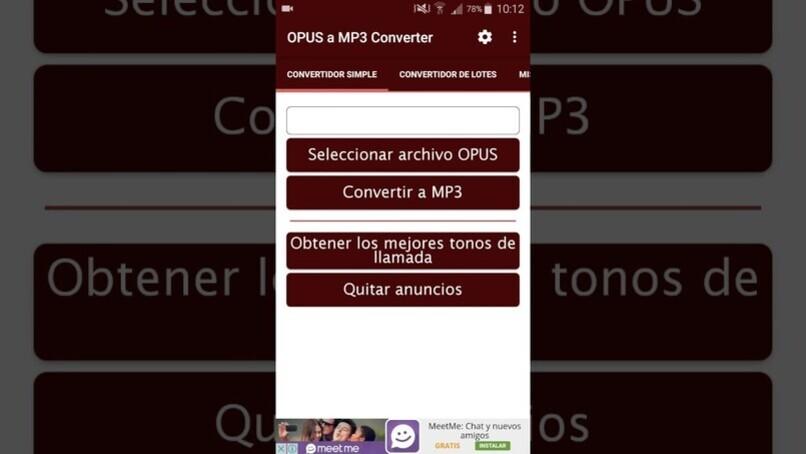 Online-Konverter-Opus-Dateien