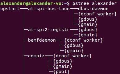 Die Anleitung für Anfänger zum Befehl pstree unter Linux