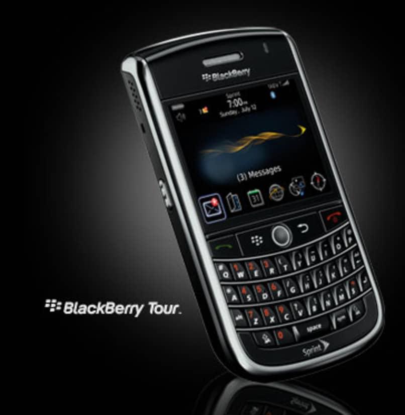 Installieren Sie Blackberry Curve 8900