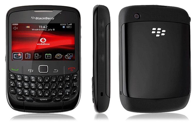 Aktualisieren Sie WhatsApp Blackberry 8900