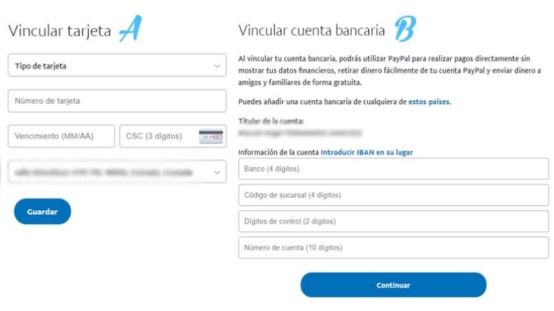 Paypal-Konto eröffnen