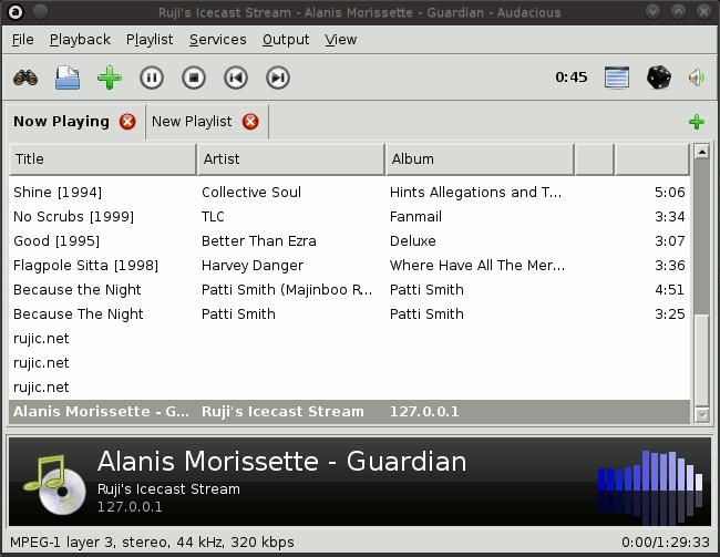 Verwalten Sie einen Internetradiosender mit Icecast[Linux]