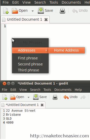 Autokey: Erstellen Sie Ihre eigenen Tastaturkürzel unter Linux