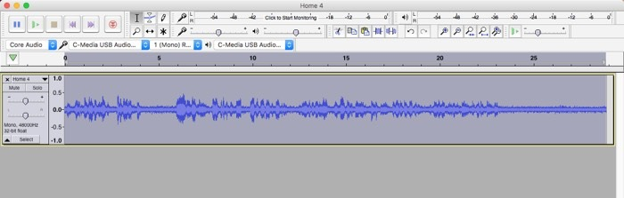 So entfernen Sie Hintergrundgeräusche aus Audio unter macOS.  Wenn das Audio ein störendes Geräusch enthält, werden Sie die Hörer massenhaft vertreiben.  Erfahren Sie, wie Sie unter macOS Hintergrundgeräusche aus Audio entfernen.