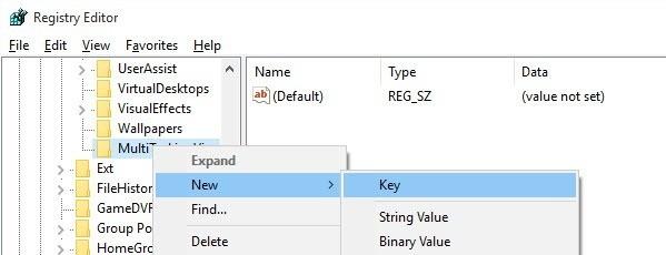 So entfernen Sie die Suchleiste und das Taskansichtsymbol von Cortana aus der Windows 10-Taskleiste