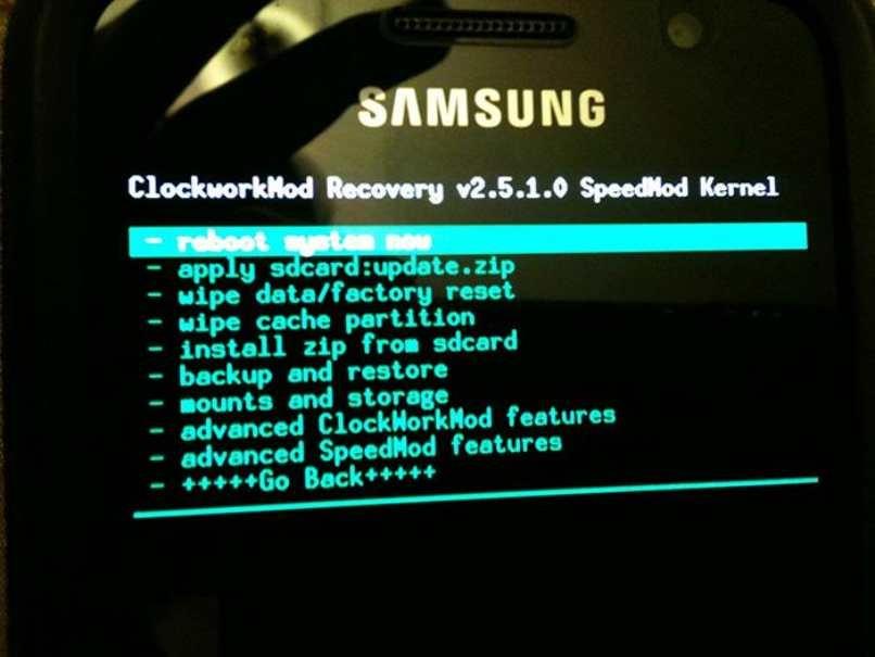 Starten Sie Samsung Android neu