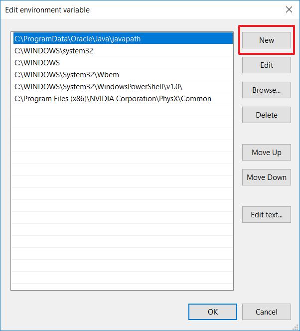 So führen Sie ein Java-Programm an der Eingabeaufforderung aus