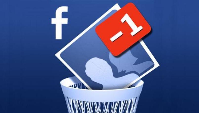 Facebook-Freunde blockiert gelöscht