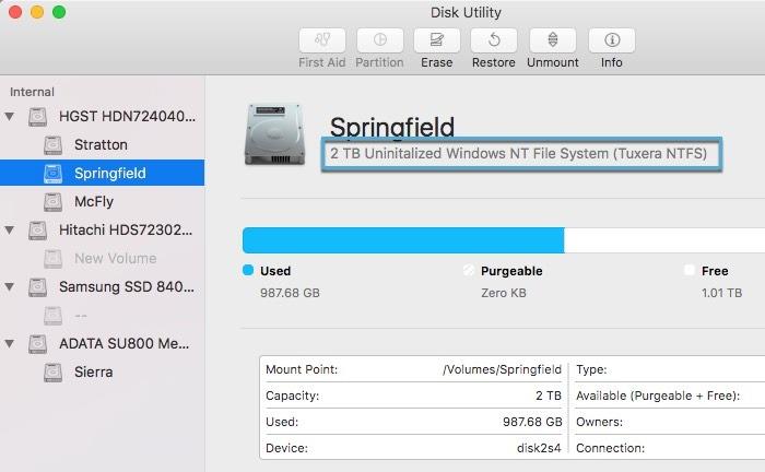 So beheben Sie eine externe Festplatte, die auf einem Mac nicht angezeigt wird Wenn Sie eine externe Festplatte auf Ihrem Mac verwenden und diese nicht immer angezeigt wird, finden Sie hier einige Möglichkeiten, um dieses Problem zu beheben.
