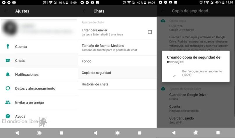 WhatsApp-Informationen wiederherstellen