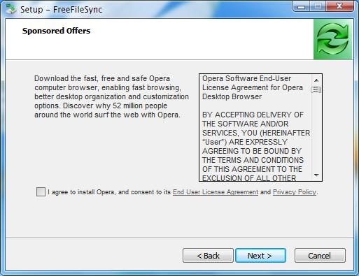 So synchronisieren Sie Dateien und Ordner mit FreeFileSync unter Windows