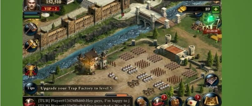 Methode, um mehr Ressourcen im König von Avalon zu sammeln