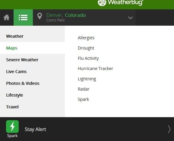 So überprüfen Sie das Wetter auf dem Desktop in Windows 10. Wenn Sie Windows 10 verwenden, können Sie mit diesen Anwendungen das Wetter auf dem Desktop überprüfen, da sie detailliertere Informationen als Google enthalten.