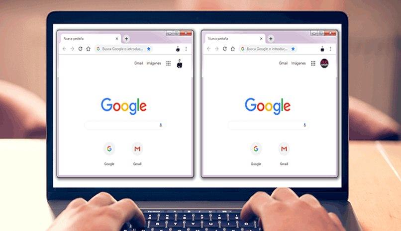 Öffnen Sie mobile Google Mail-Konten