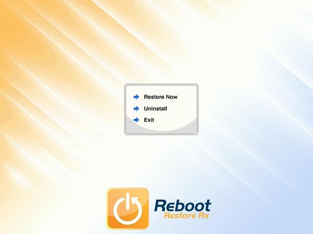 Restart Restore Rx - Eine einfache Möglichkeit, Ihr Windows-System automatisch wiederherzustellen