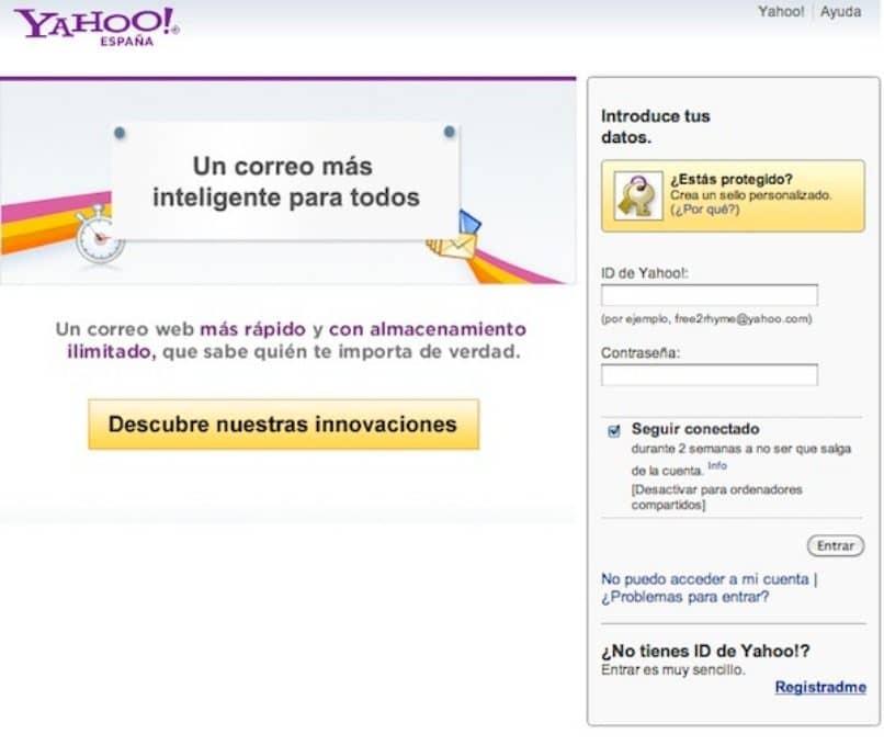 Zugriff auf den Yahoo-Nachrichtenbildschirm