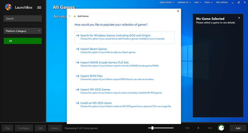 So organisieren Sie Ihre PC-Spielesammlung mit LaunchBox.  Es kann schwierig sein, eine große Sammlung von PC-Spielen zu organisieren.  Glücklicherweise hilft Ihnen Launchbox dabei, Ihre Spielesammlung an einem Ort zu organisieren.