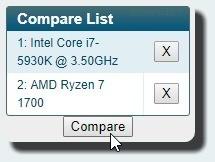 So vergleichen Sie verschiedene Prozessoren oder Grafikkarten einfach Wenn Sie Ihre Hardware aktualisieren möchten, gibt es eine einfache Möglichkeit, verschiedene Prozessoren und Grafikkarten zu vergleichen, ohne selbst rechnen zu müssen!