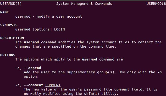 So verwalten Sie Benutzer über die Befehlszeile unter Linux
