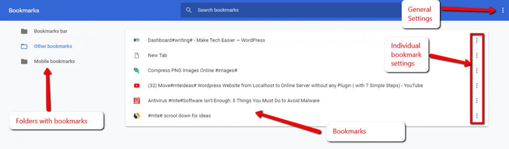So verwalten und organisieren Sie Ihre Chrome-Lesezeichen Wenn Ihr Browser viele Lesezeichen enthält und Sie Probleme beim Verwalten haben, helfen Ihnen diese Tipps, diese in Chrome ordnungsgemäß zu organisieren.