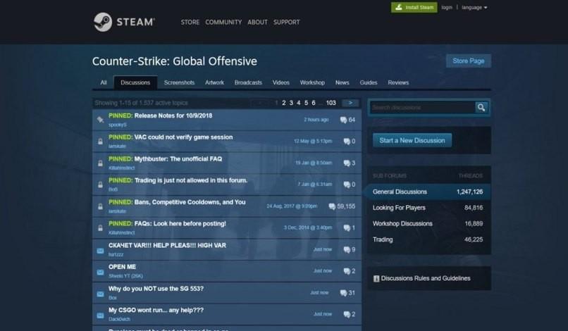 Suche nach gespeicherten Spielen auf Steam