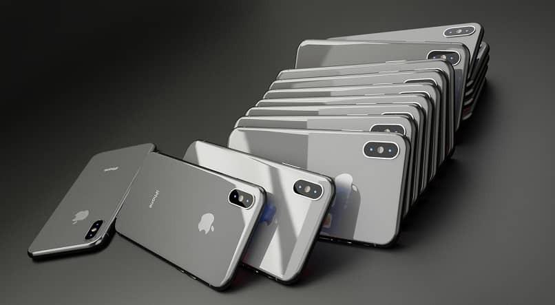 Details zur Identifizierung eines gefälschten iPhone X.